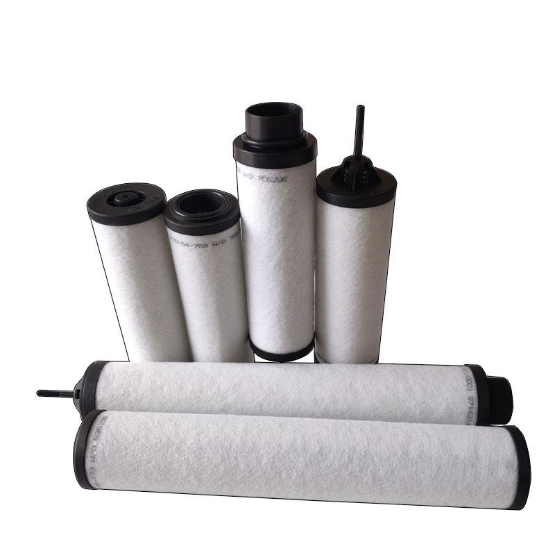 vacuum-coating-machine-Vacuum-pump-filter-exhaust